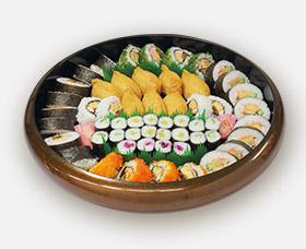 巻き寿司盛り合せ